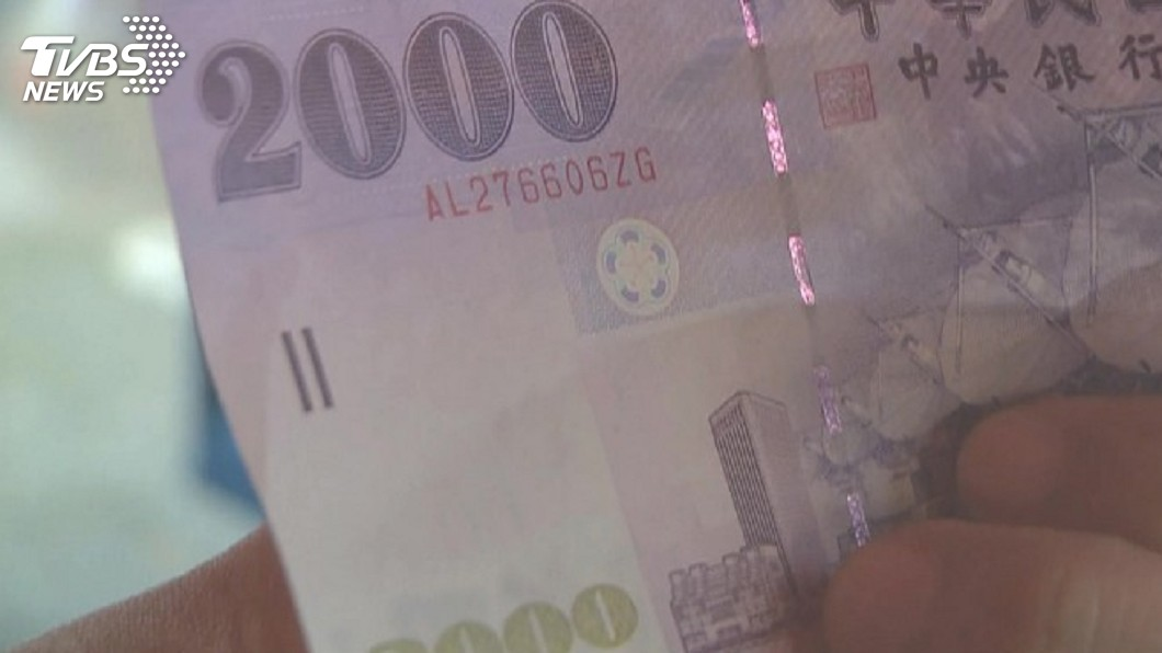 圖/TVBS 店家不收!他怨2千元大鈔難用 網曝「主要用途」