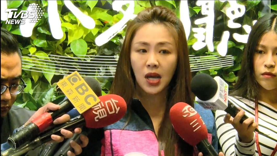 圖/TVBS資料畫面 動手打男警案二審 李婉鈺求選戰打完再開庭