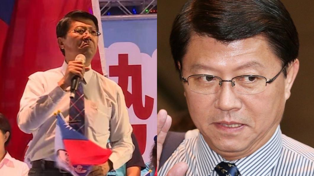 圖/TVBS、中央社 謝龍介1年前神預測選情 網驚嘆:不愧是半仙