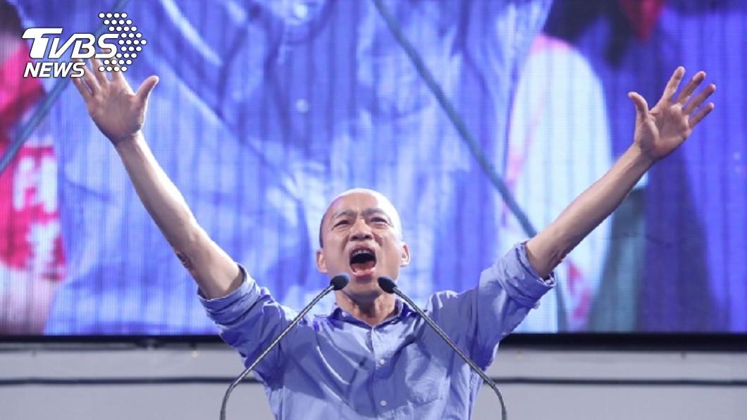 圖/中央社 決戰黃金週!鳳山集結10萬韓軍 鄭麗文:他已是奇蹟