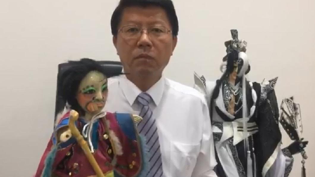 圖/翻攝自謝龍介臉書 講肥滋滋有很嚴重嗎?他稱「母豬說」是對手奧步