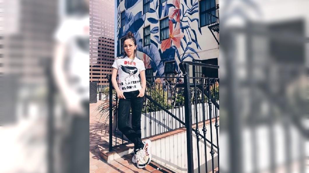 香港歌手鄧紫棋入選BBC百大女性。圖/翻攝自鄧紫棋Instagram 華人唯一入選!女歌手榮登BBC百大女性 本人驚呆