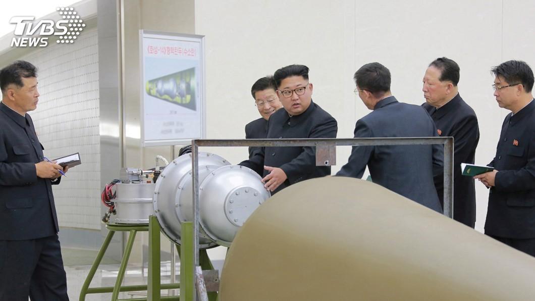 圖/達志影像路透社 北韓非核化 龐佩奧:應與南北韓關係發展並進