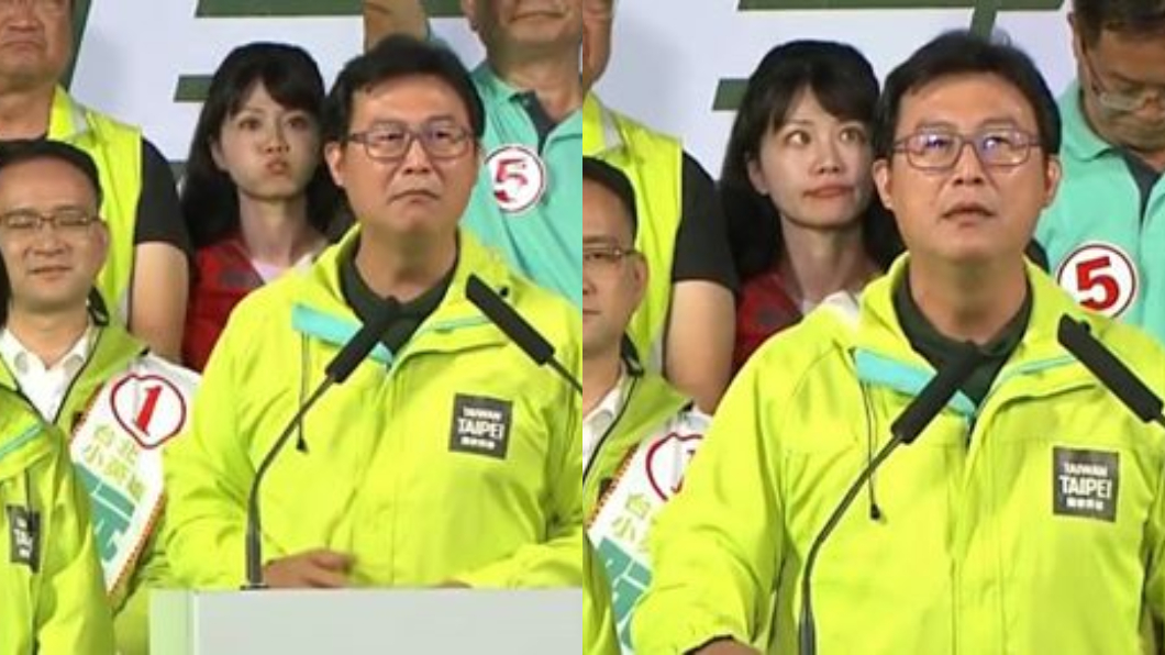 圖/翻攝自臉書 姚文智2萬人前公審 高嘉瑜「被喊下台」8字回應惹心疼