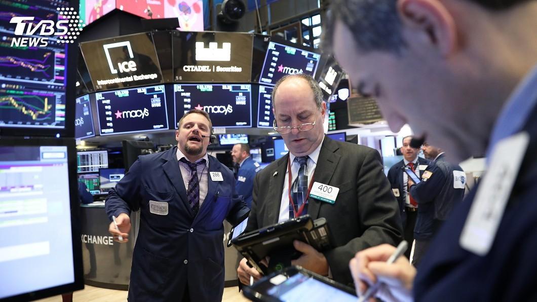 圖/達志影像路透社 科技股反彈助威 美股連兩天大跌後回穩