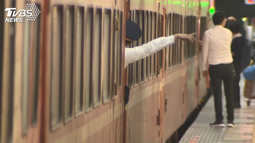 圖/TVBS示意圖 快訊/誤傳拒補票傘擊列車長 警排解糾紛
