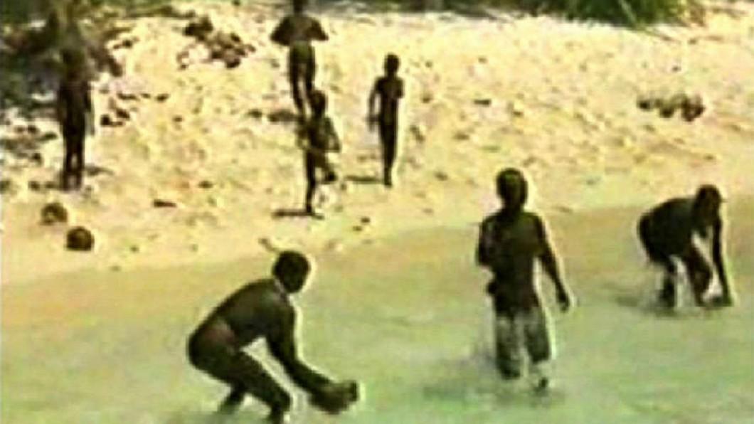 圖/翻攝自Survival International網站 沒人活著出來!封閉6萬年神秘小島 亂箭殺死傳教士