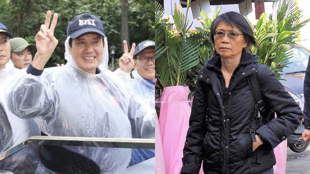 圖/中央社 最強夫人牌周美青將輔選? 馬英九這樣回應