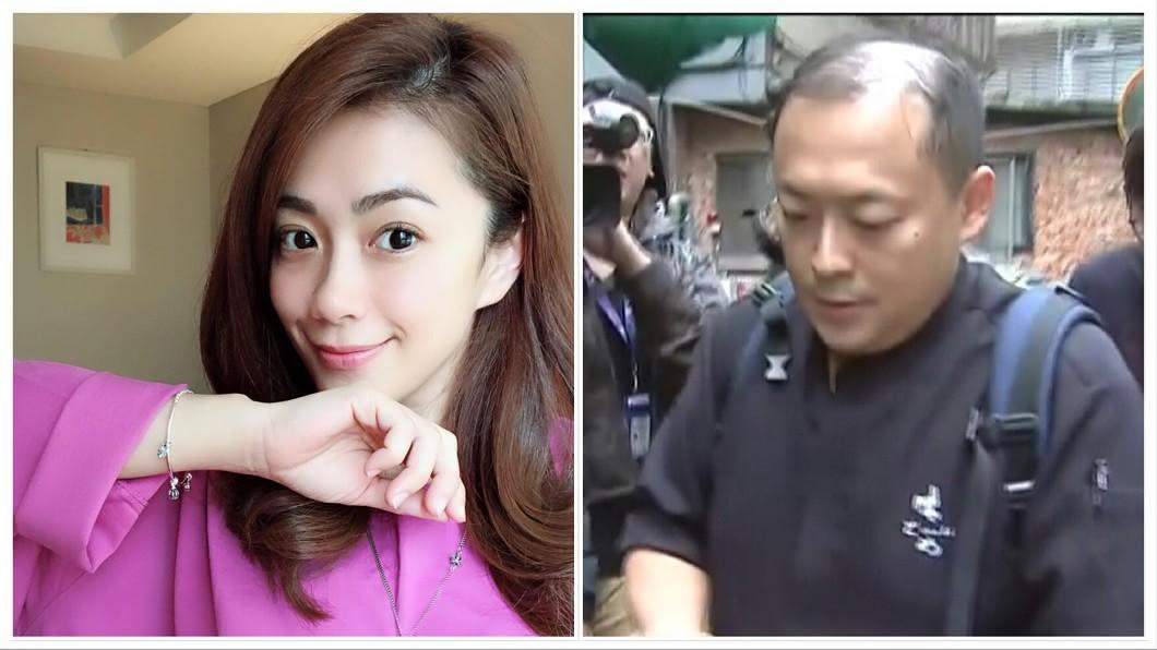 圖/翻攝自柯以柔臉書、TVBS 郭宗坤過操「心室藏血塊」急送院 卻不敢告訴柯以柔