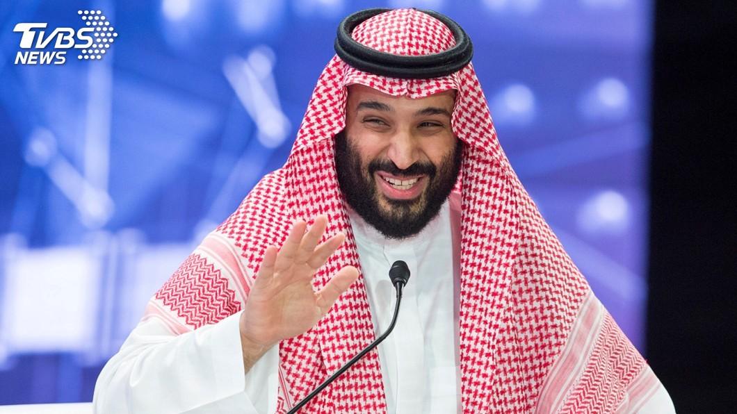 圖/達志影像路透社 哈紹吉命案後首度出訪 沙國王儲第一站赴阿聯