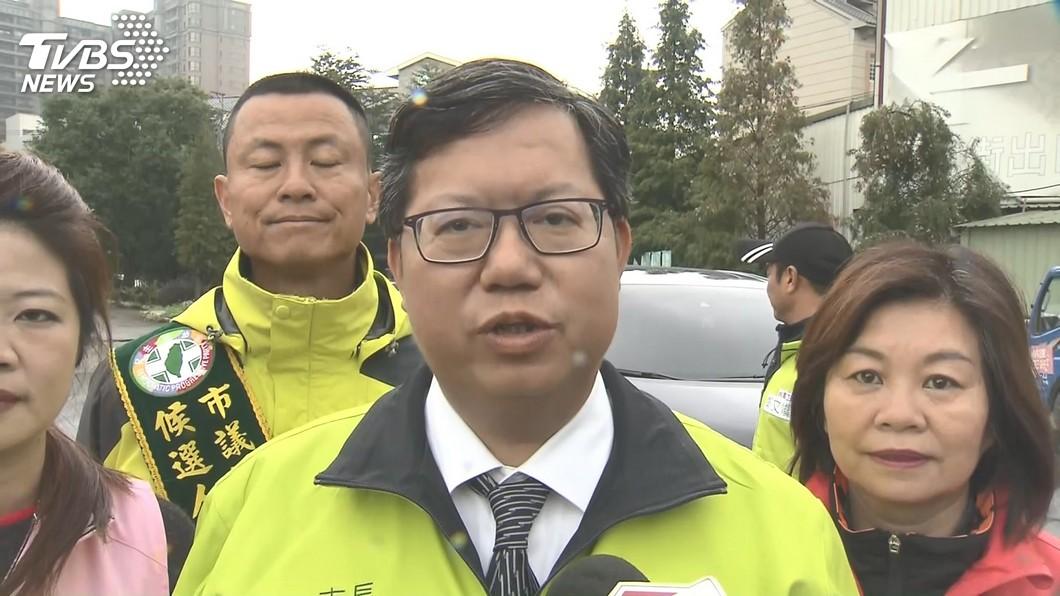 圖/TVBS 只有黨改革不夠!鄭文燦向小英直言:府院黨都該改組