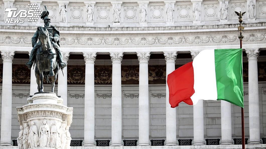 示意圖/TVBS 義大利挺陸一帶一路 傳雙方簽70億歐元合作案