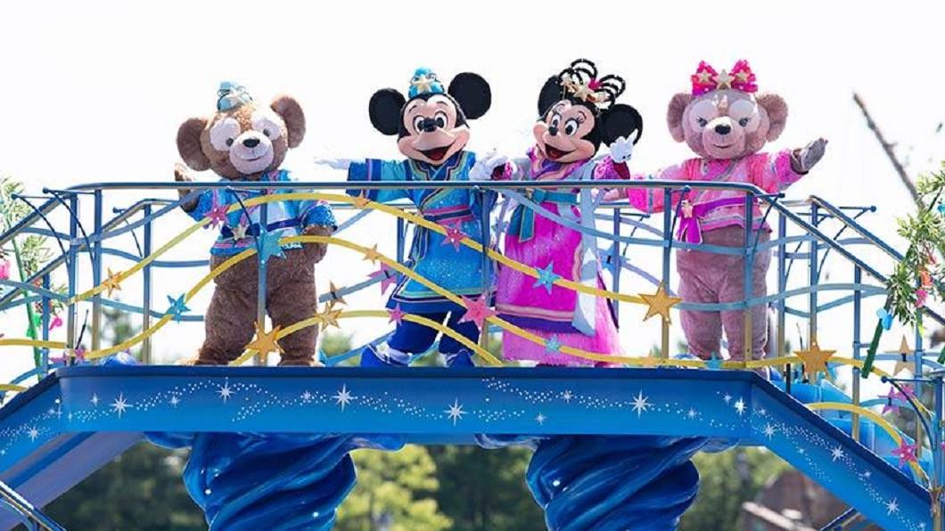 圖/翻攝東京迪士尼臉書 穿玩偶裝手指被遊客折斷! 前迪士尼員工揭血淚心聲