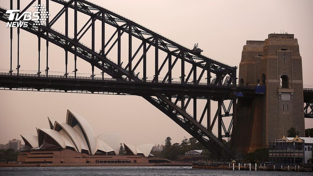 圖/達志影像路透社 狂風豪雨雷暴雪加沙塵暴 澳洲春末天氣多變