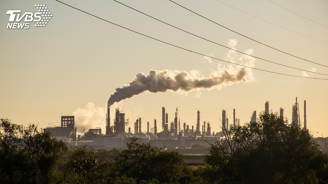 示意圖/TVBS 美政府報告指氣候變遷傷經濟 衝擊全球貿易