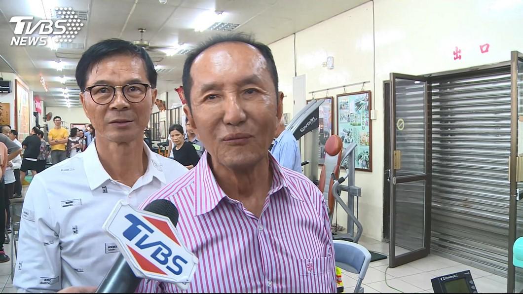圖/TVBS 不開趴了!台南「虧雞」林義豐自行宣布落選