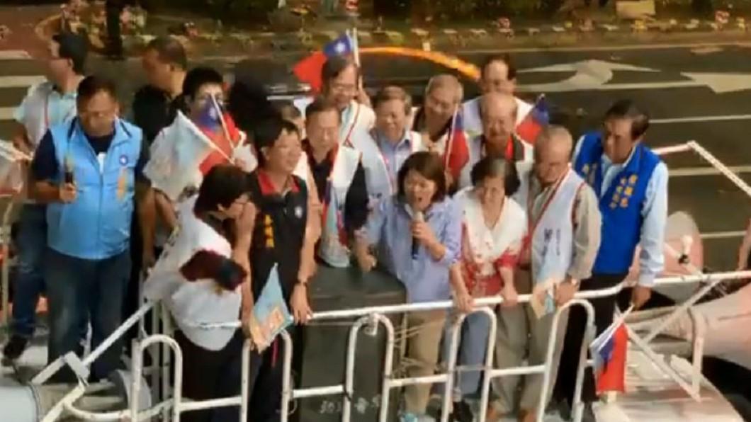 圖/翻攝黃敏惠臉書 綠營縣市再淪陷!領先近3千票 嘉市黃敏惠宣布當選
