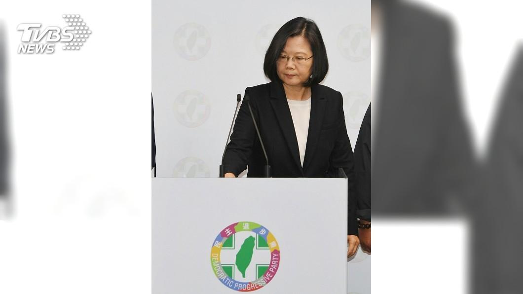 圖/中央社 李富城稱5招扭轉乾坤「讓蔡英文連任」 網友怒打臉