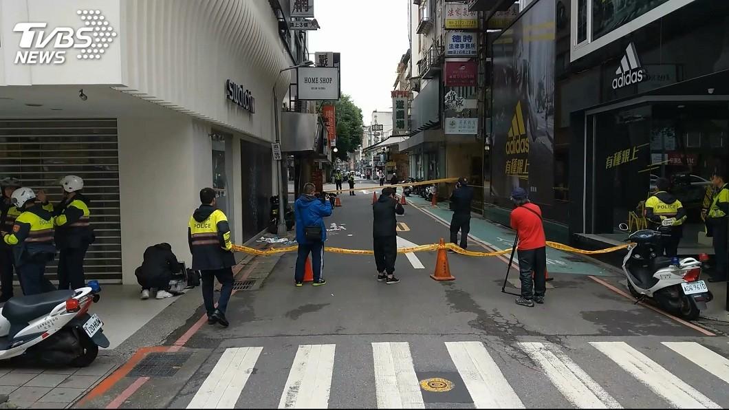 詳細原因警方正在調查釐清。(圖/TVBS)