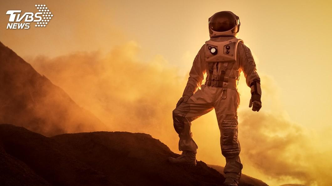示意圖/TVBS NASA洞察號探測器捕捉成功 人類首度聽見火星風聲