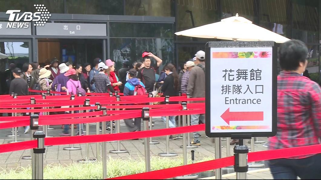 示意圖/TVBS 台中花博 108年起市民與全球兒童免費逛