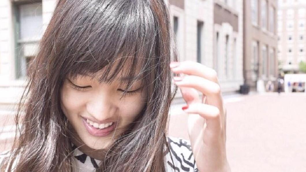 圖/翻攝自韓冰臉書 韓冰私人性感寫真外流 自爆「最怕爸爸害人賠錢」