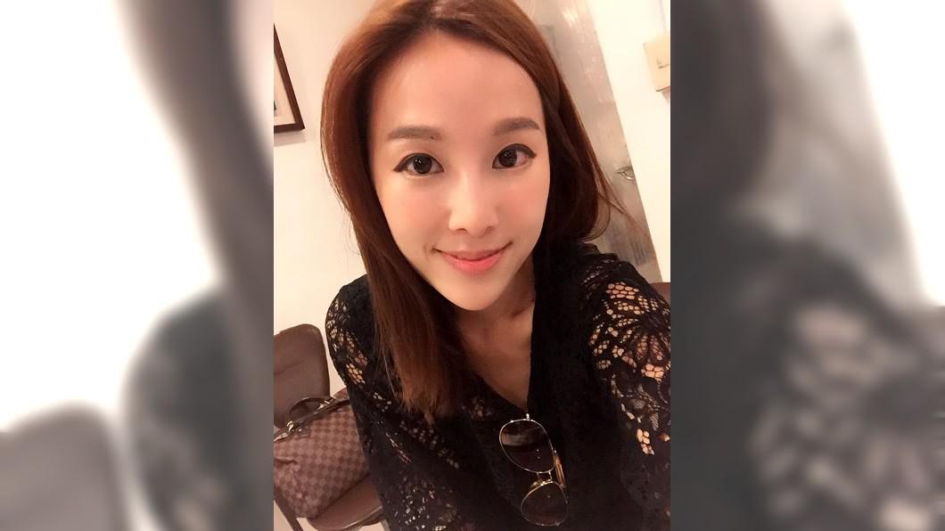 圖/翻攝自張齡予臉書 女主播被爆「擁富二代、摟賓士男」 好友這樣說她