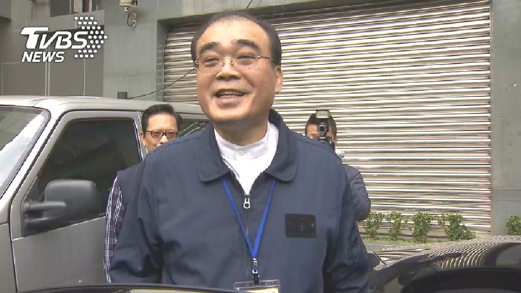 圖/TVBS 「絕對使命必達」 傳柯P、侯友宜都想找他當副手