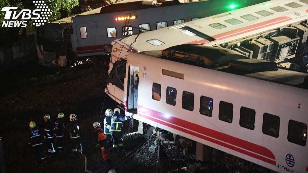 圖/中央社 普悠瑪事故通聯錄音檔 台鐵下午4時公布