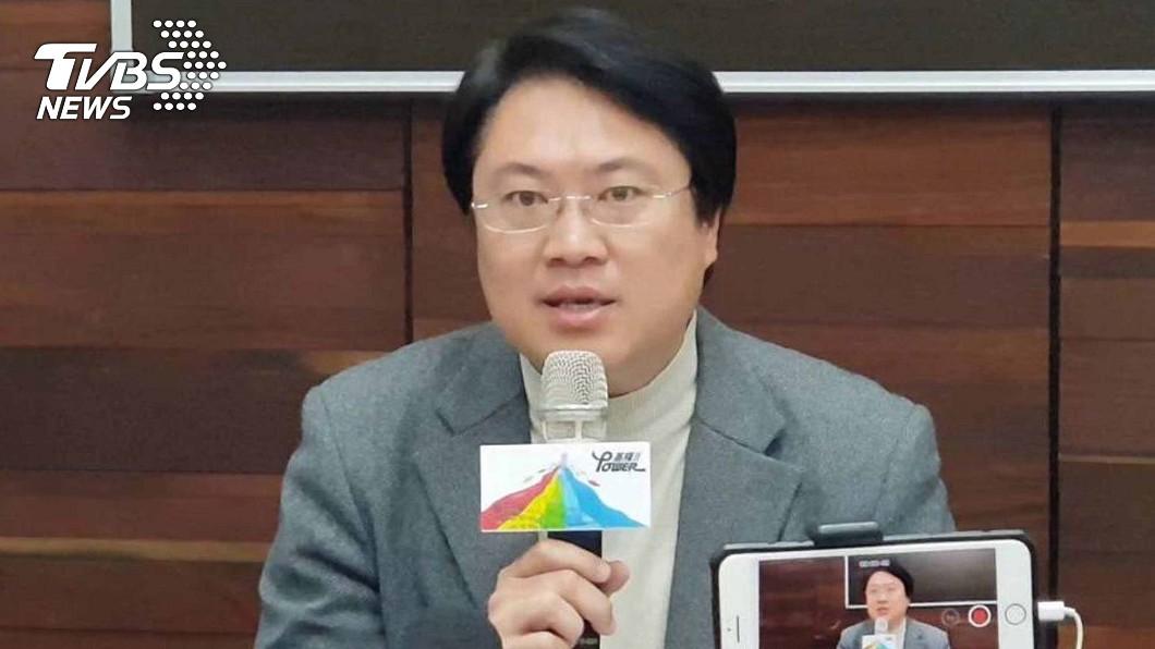 圖/中央社 林右昌台大校長說 自主聯盟批:破壞制度