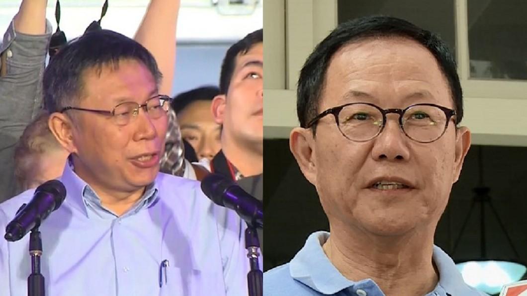 圖/TVBS 替丁守中抱屈也沒用 他斷言:重選還是柯文哲贏