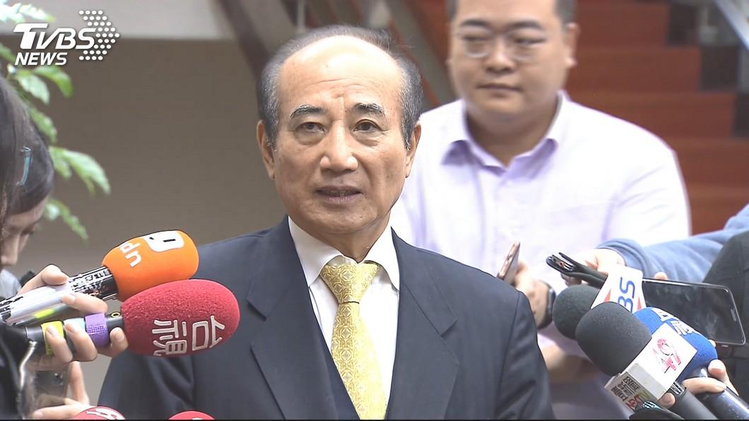 圖/TVBS 王金平見總統談台大校長案 府:無交集不歡而散