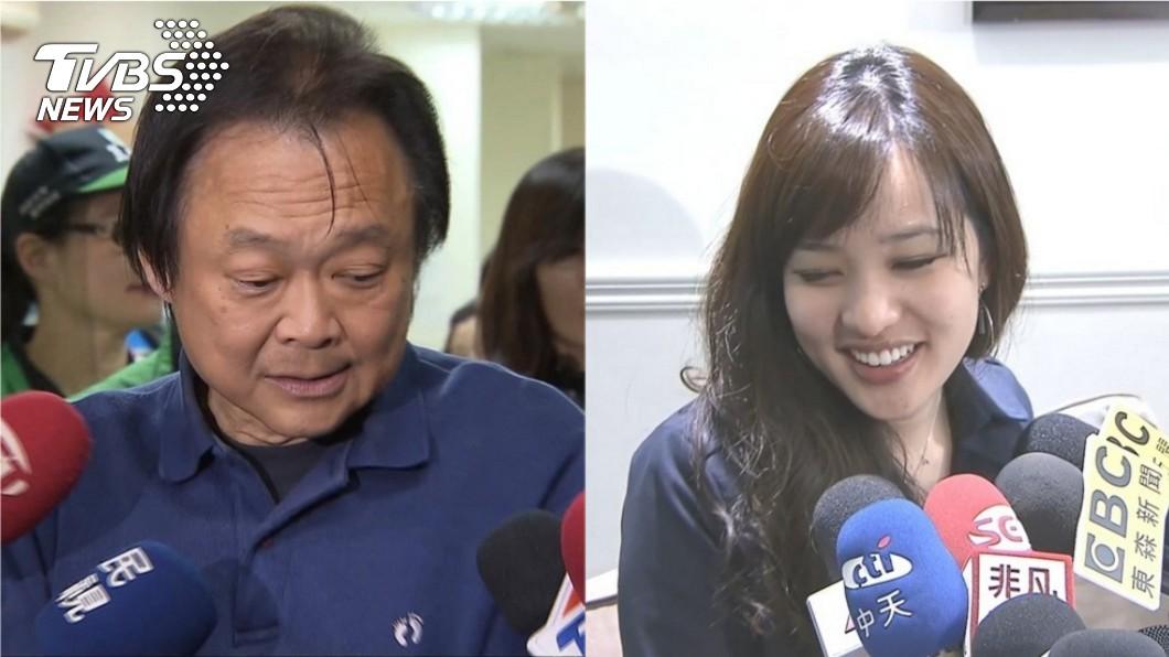 圖/TVBS 被韓冰甜笑讚美 王世堅「一秒淪陷」羞認:可以廢物利用