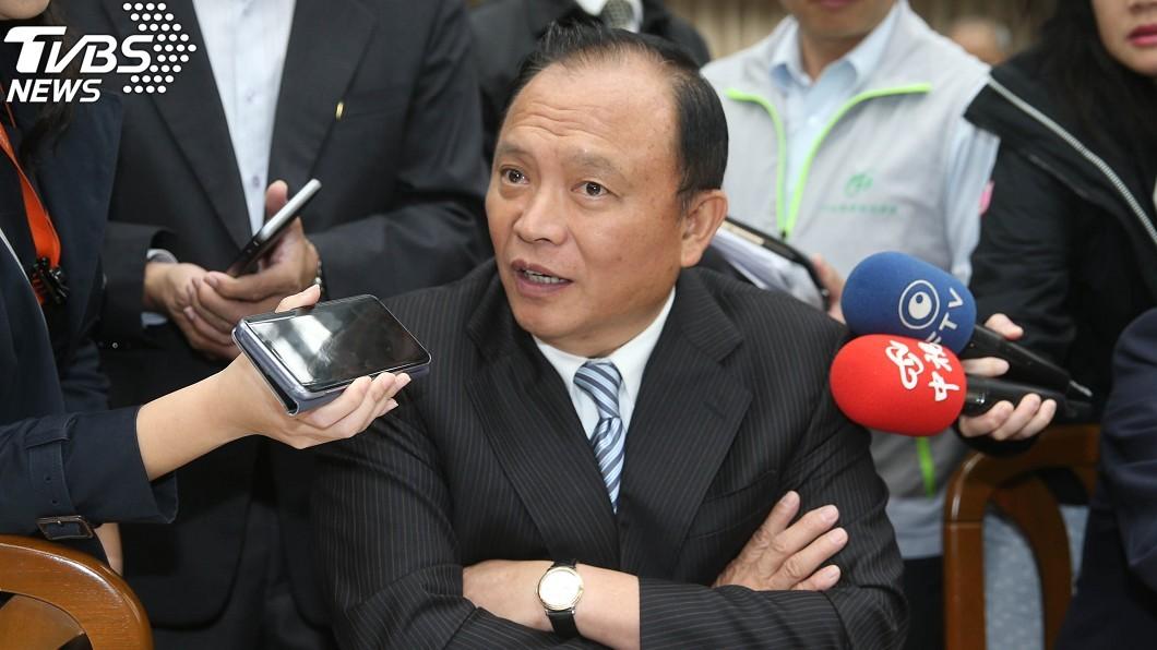 農委會主委林聰賢28日表示吳音寧階段性任務完成。(圖/中央社)