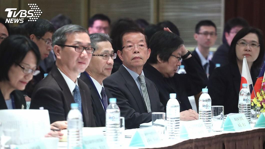 圖/中央社 反核食公投過關 謝長廷:共同承擔解決問題