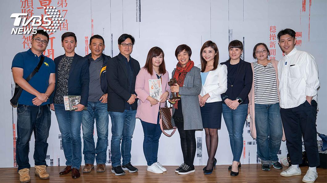 TVBS新聞團隊。