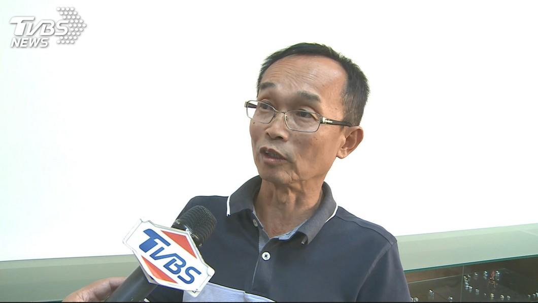 圖/TVBS資料畫面  「選後」龍崎掩埋場施工核准 他酸:還相信政治人物?