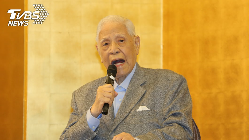 前總統李登輝今晚逝世。(圖/TVBS) 前總統李登輝北榮病逝 享耆壽98歲