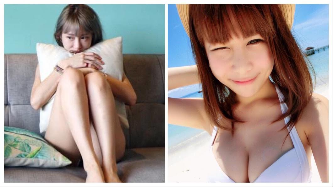 圖/翻攝自董梓甯臉書 認了外流照是她本人!高清裸體自拍只為紀錄這件事