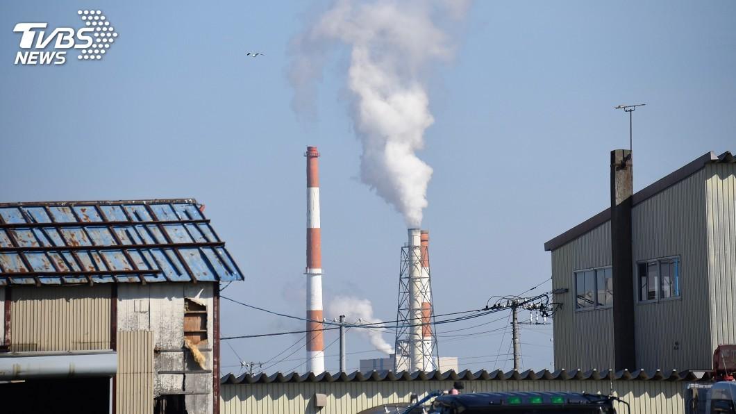 示意圖/TVBS 日本連4年減排溫室氣體 但幅度趨緩