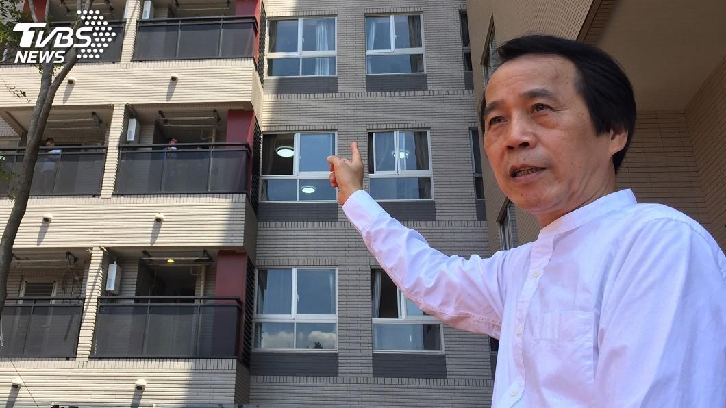 圖/中央社 借調期滿 北市副市長林欽榮請辭返校任教