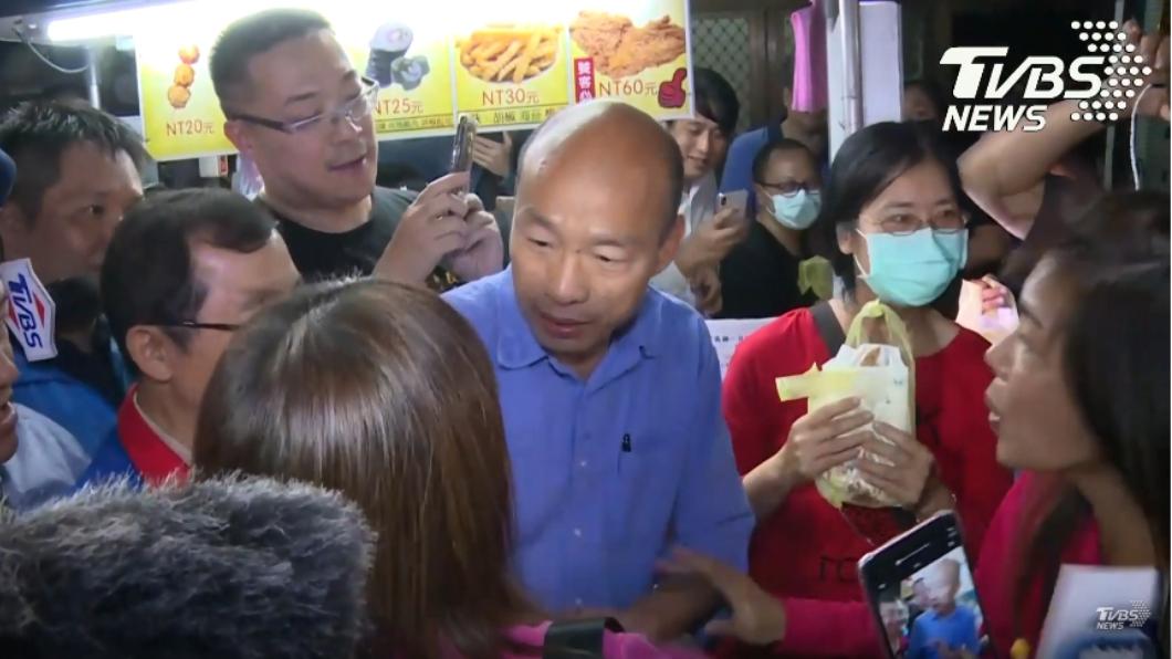 圖/TVBS 宅神專挑鹽酥雞攤請雞排 原因曝光揪甘心