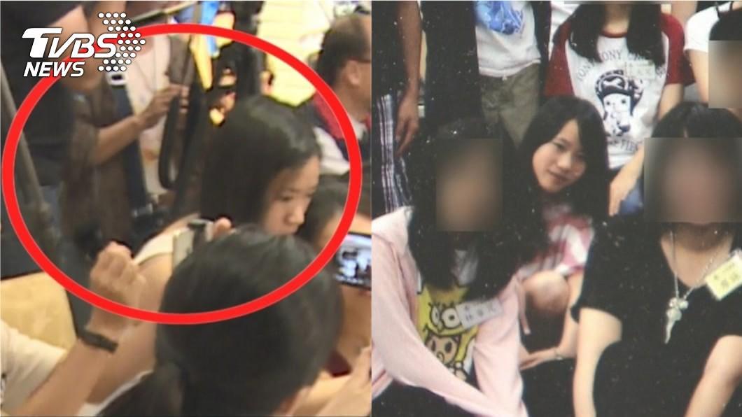 圖/TVBS 氣質不輸姊姊!她是韓國瑜二女兒韓青 裸背美照曝光