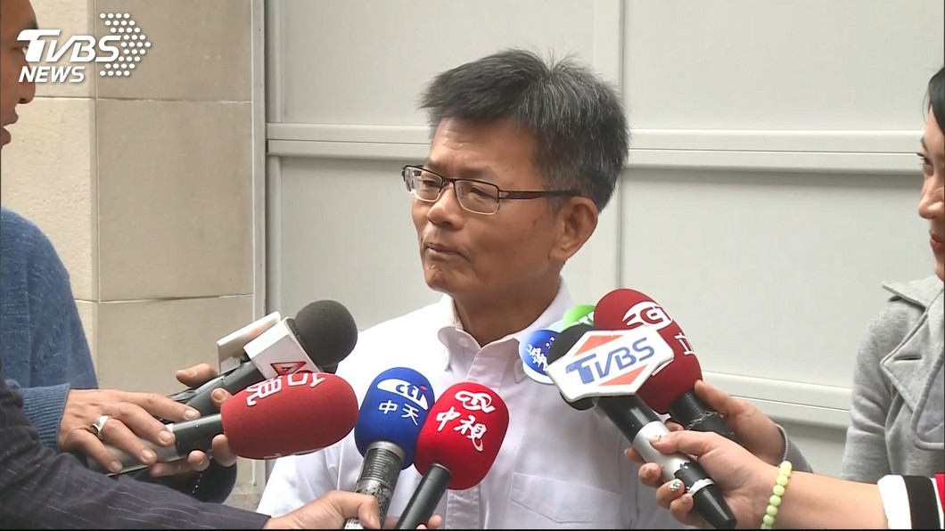 圖/TVBS 要韓國瑜假扣押陳菊財產 府:楊秋興何時成為法院?