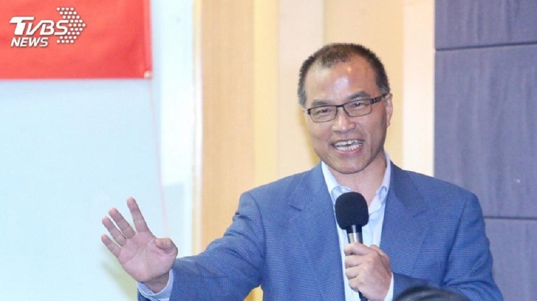 高雄市副市長之一葉匡時。(圖/TVBS)