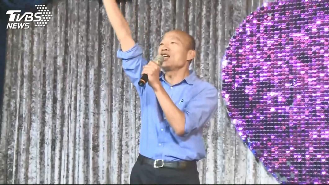 韓國瑜的市府小內閣,繼新聞局長出爐後,副市長人選他也確定了2位人選。(圖/TVBS) 韓國瑜小內閣人選 副市長確定是「他們」