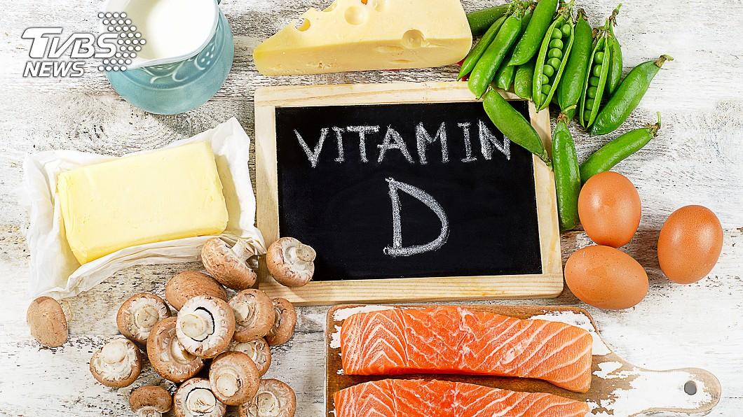 缺乏維生素D會引發許多症狀。示意圖/TVBS 「8大症狀」顯示恐缺這款維生素 快看看是不是你