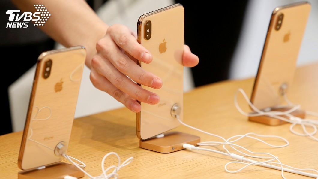 圖/達志影像路透社 iPhone恐受關稅衝擊 分析師估漲價近5千元