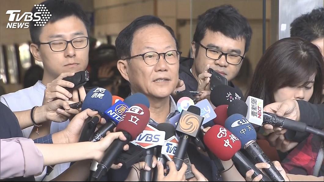 圖/TVBS資料畫面 柯P仍領先3千票!丁守中若沒逆轉…428萬全沒收