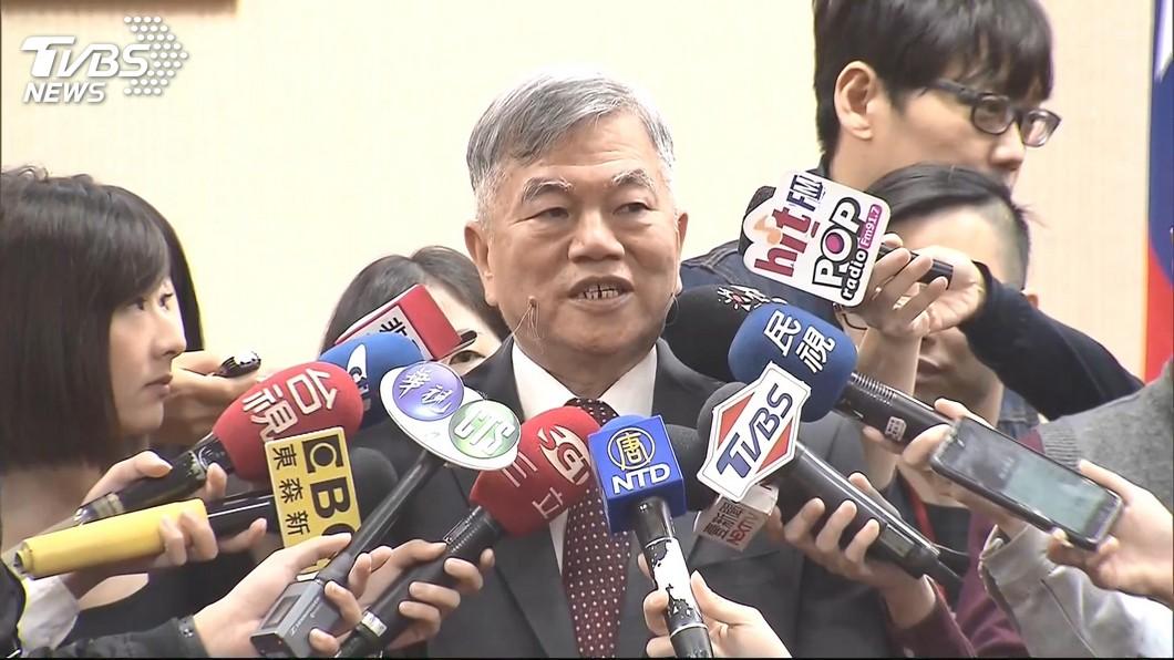 圖/TVBS 立委質疑雙子星案涉中資 經長:謹慎審查